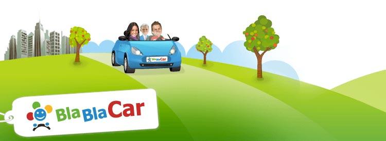 Бла Бла Кар - попутные грузовые перевозки: особенность перевозки грузов с BlaBlaCar